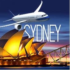 Delhi-Sydney